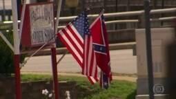 Bandeira escravagista causa orgulho na cidade mais racista dos EUA