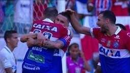 Vasco perde para o Bahia e se aproxima do Z-4