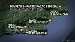 Maricá e Niterói ultrapassam Campos e Macaé na arrecadação de royalties do petróleo no RJ