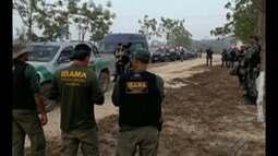 Polícia Federal é acionada para investigar ameaças contra servidores do Ibama