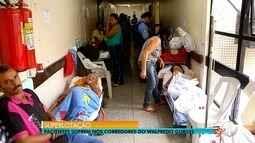 Superlotação do hospital Walfredo Gurgel prejudica centenas de pacientes