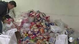 Campanha do MUSPE arrecadou 9 mil toneladas de alimentos