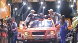 Veja como estão os maranhenses no terceiro dia de prova do Rally dos Sertões