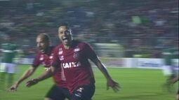 Os gols de Brasil de Pelotas 2 x 1 Goiás pela Série B do Brasileirão