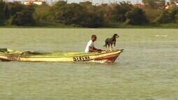 'Aprovado' reprisa especial sobre o Rio São Francisco; passeio começa em Bom Jesus da Lapa