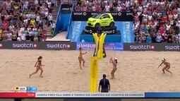 Sandra Pires analisa resultado do World Tour Finals na Alemanha