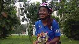 Paratleta realiza campanha para conseguir competir em Tókio