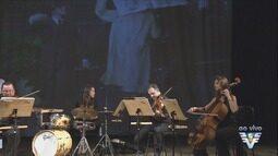 Quarteto de Cordas Martim Afonso se apresenta em Santos