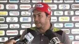 Gleiro Leno é barrado para o rivengo de domingo após falha contra o Parnahyba