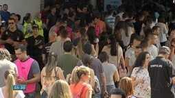 Vinte e oito mil fazem provas do concurso para Polícia Civil de MS