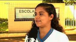 Alunos de escola estadual do bairro N 11, em Petrolina, estão sem professores