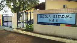 Estudantes da Escola Estadual do N11, em Petrolina, estão sem aulas em três disciplinas