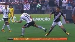 Gilberto, do Vasco, é o abusado da rodada do É Gol!!!