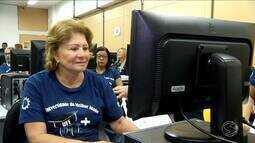 'Universidade da Melhor Idade', em Volta Redonda, leva idosos para as salas de aula
