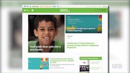 Estão abertas as inscrições para projetos que podem receber apoio do Criança Esperança