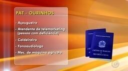 Veja as oportunidades de emprego oferecidas em Tupã e Ourinhos