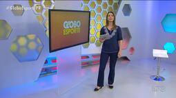Veja a edição na íntegra do Globo Esporte Paraná de quarta-feira, 20/09/2017