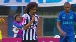 Jogadores participam de disputa intensa por vagas de titular no Atlético-MG