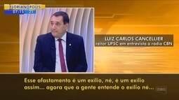 Reitor da UFSC fala sobre a Operação Ouvidos Moucos; Renato Igor comenta
