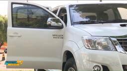 PF descobre dinheiro escondido em carro apreendido do traficante Cabeça Branca