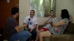 Professor de música e dona de casa do ES inspiram luta das pessoas com deficiência
