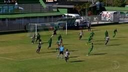 Americano visita o Boa Vista pela primeira partida da final da Copa Rio