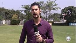 Renato Cury conta as últimas notícias do Santos, de olho no Brasileiro