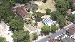 Sítio da Trindade recebe Mostra de Circo do Recife