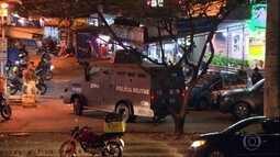 Rocinha registra tiroteio na madrugada mesmo com a presença das Forças Armadas