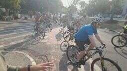 Maioria dos ciclistas mortos em SP foram atingidos por outros veículos dentro das cidades