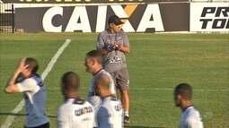 Ceará não deve mudar para jogo com o Brasil de Pelotas, neste sábado (23)