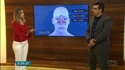 Especialista esclarece dúvidas sobre sinusite no quadro Bom Dia Responde