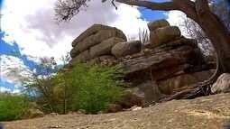 Globo Natureza: Pedras da Paraíba