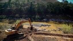 Bacia do Rio Doce ainda sofre com lama da barragem que ruiu há 2 anos