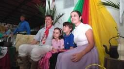 Durante a Semana Farroupilha os gaúchos apresentam a cultura e culinária aos paraenses
