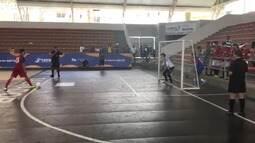 Gol que garantiu a ADVP na Série A da Copa Brasil de Futebol de 5