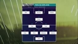 Comentarista Marcelo Raed monta seleção de jogadores fora da Copa 2018