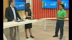 Carlos Ferreira comenta os destaques do esporte paraense nesta quinta-feira (12)
