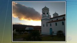 Confira a previsão do tempo desta segunda-feira (16); veja também as fotos do amanhecer