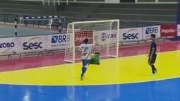 Vicente Pires, Lago Sul e Samambaia vencem pela Copa Brasília de futsal