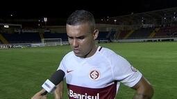 """""""Nem sempre a gente vai ganhar"""", diz Pottker após empate com o Boa Esporte"""