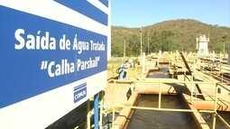 Perda de água cresce em muitas cidades brasileiras depois de crise de abastecimento