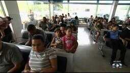 Pacientes relatam tumulto no Cais de Campinas, em Goiânia