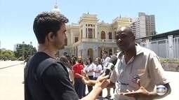 Praça da Estação é o destaque da semana na série 'Viva BH 120 anos'