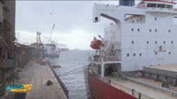 Porto de Paranaguá bate recorde na exportação de soja