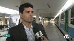 Inauguração da expansão do VLT é realizada nesta sexta