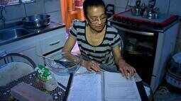 Fã do Campo e Lavoura envia carta pedindo receitas do programa