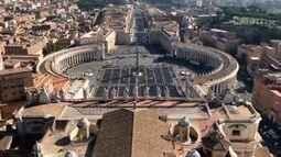 Conheça a Basílica de São Pedro, no Vaticano