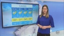 Confira a previsão do tempo para este domingo (22) no Sul de Minas