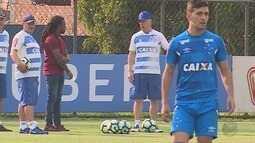 Cruzeiro e Atlético-MG se preparam para o clássico no Brasileirão